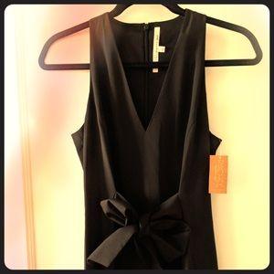 NWT Rachel Roy Black Evening Gown